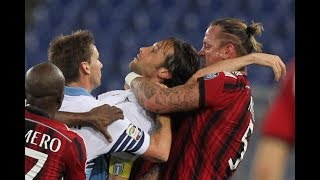 SERIE A BEST FIGHTS #1 [BRAWLS/ELBOWS/FOULS/PUNCHES]