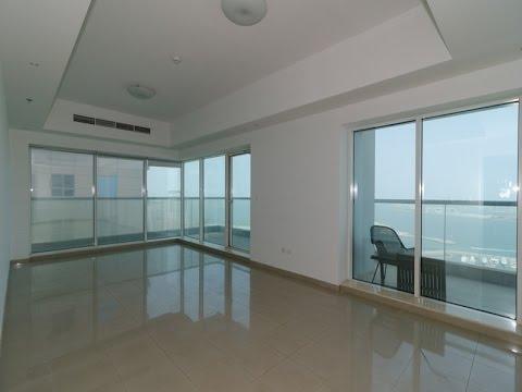 3 bedroom + maid in Emirates Crown Dubai Marina full sea view facing palm jumeirah