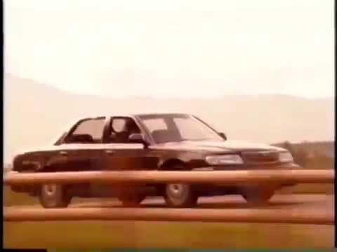 Mitsubishi DEBONAIR Commercial 1991 Japan