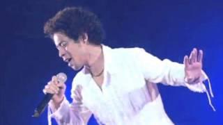 久保田利伸さんと一緒に歌わせていただきました。