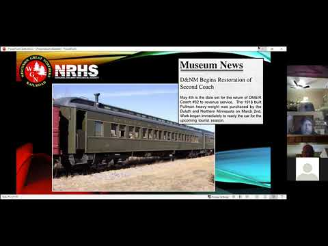 NRHS Wisconsin Oct