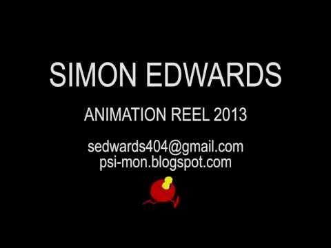 Simon Edwards - 2013 Animation Demo Reel