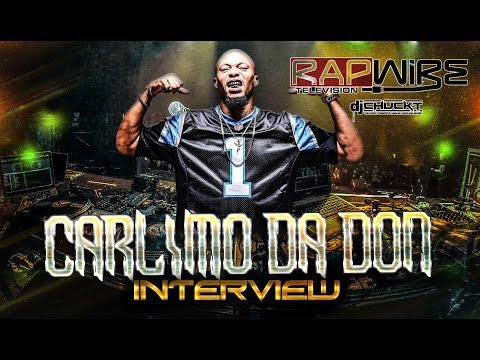 Carlimo Da Don (Trap Newton) Interview| RapWireTV (Beats Bars & Blends) @CarlimoDaDon @DJChuckT