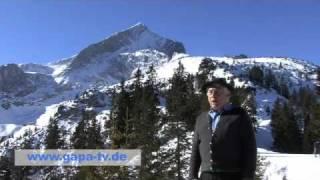 Der beste Jodler ( bavarian yodeler): Biwi Rehm Garmisch-Partenkirchen 2010 GAPA-TV