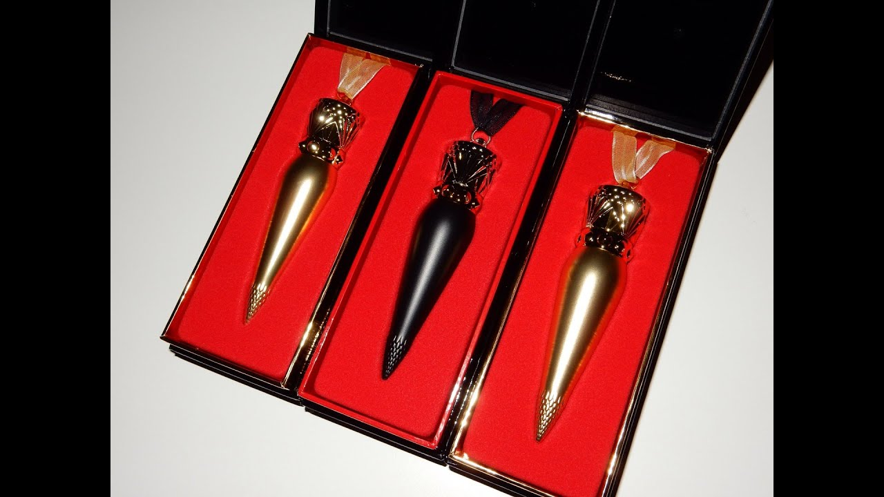 Christian Louboutin Lipstick Review Lip Swatches