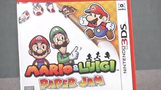 Mario & Luigi: Paper Jam from Nintendo