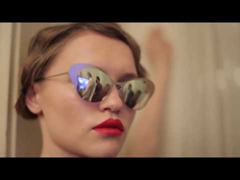 Italia Independent Eyewear Fashion Show by Fiat 500X