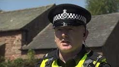 Police Bravery Awards 2016 Region 1 Winner - Cumbria