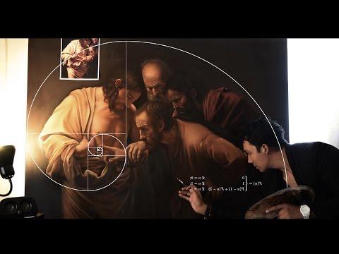 """Tribute to Caravaggio """"The Incredulity of Saint Thomas"""" by Gerardo Monroy Vergara."""