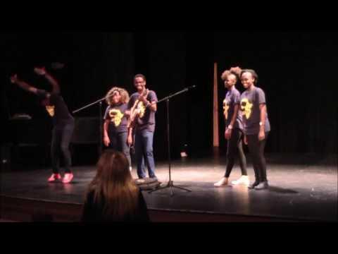 Afrizo Performs at O'Neal