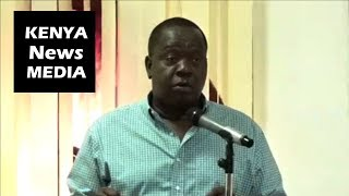 Fred Matiang'i Tough Measures to Stop Terrorism after Riverside Attack!!!