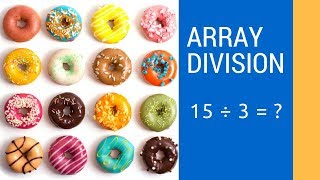 Array Division ( math you see )