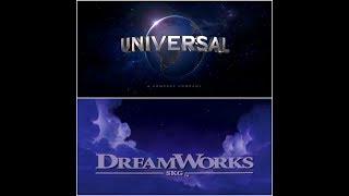 Combo Logos: Universal Pictures/ DreamWorks SKG - Antz - (1998) - Diagso.