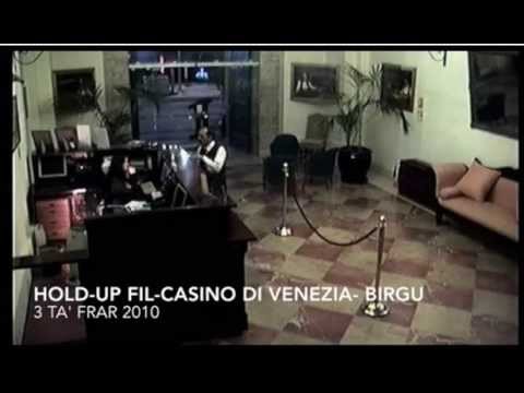doctor who robbing casino