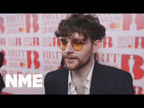 Tom Grennan on meeting Liam Gallagher, Dave Grohl and Alex Turner, the BRITs 2018, and his Brixton A Mp3