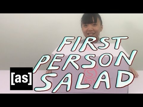 First Person Salad | Adult Swim
