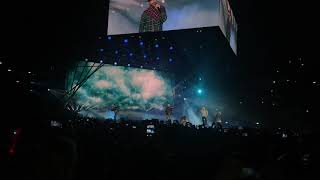 4K Backstreet Boys - Show me the meaning of being lonely + Incomplete  (Milano Tour 2019)