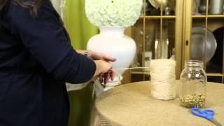 Woods & Rustic Wedding Table Decorations : Wedding Decor
