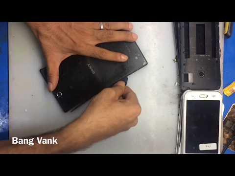 Cara Ganti LCD SONY XPERIA Z ULTRA / SONY C6802 || Disassembly Sony Z Ultra