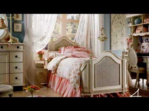 Come arredare una camera da letto in stile shabby chic ...