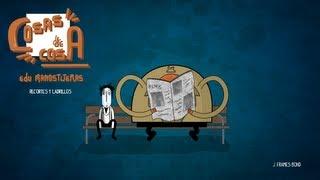 Cosas de Cosa: 1x01 'Manostijeras: Recortes y ladrillos'