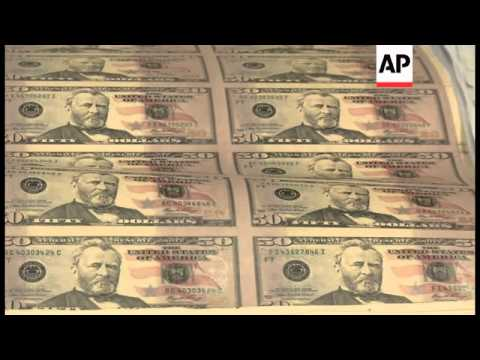 Authorities seize millions in fake dollars and euros