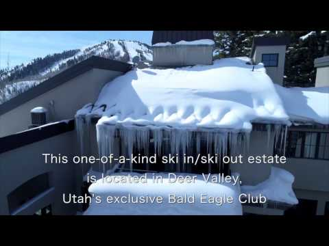 Bald Eagle Deer Valley Ski Home For Sale In Park City, Utah