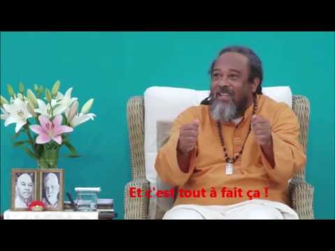 Mooji: A driving lesson to meditate!