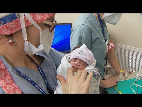 C-sections on the rise in Canada despite birth rate decline