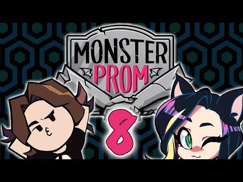 Monster Prom w/ Arin! - PART 8: Triple Threat - Kitty Kat Gaming