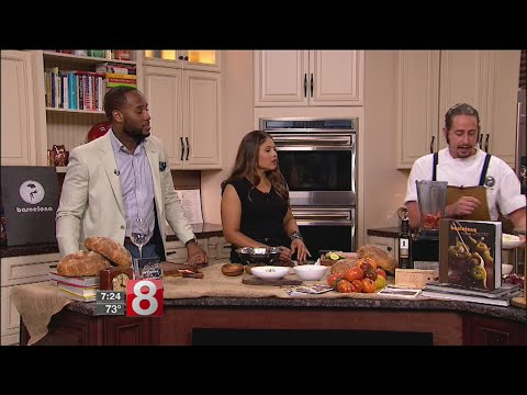 Chef from Barcelona Wine Bar creates summer dishes