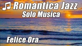 Pianoforte di musica strumentale sassofono jazz romantico #1 amore canzoni ora liscia rilassati HD M