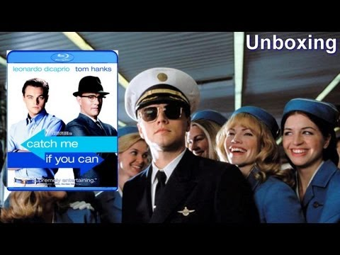Catch Me If You Can - Blu-ray Unboxing - (2002) streaming vf