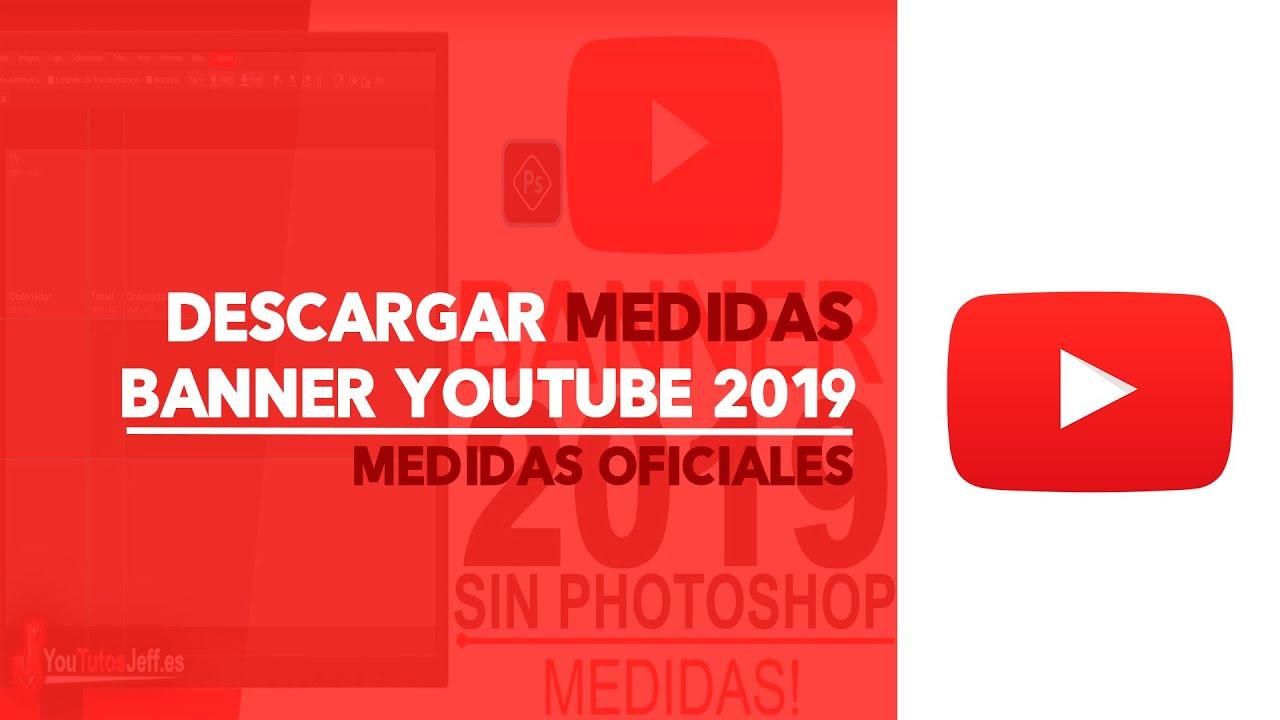 Medidas Banner de Youtube - YouTube