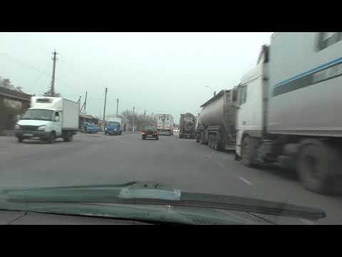 Село Александровка/Ноябрь 2017/Николаевская область/Трасса Киев-Николаев