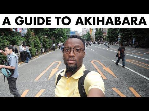 A Guide to AKIHABARA