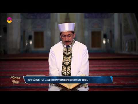 Kur'an Tilaveti (Ahmet Karalı) - TRT DİYANET