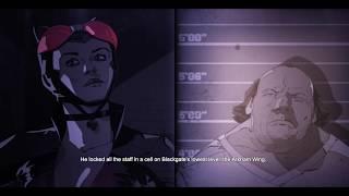 Batman: Arkham Origins Blackgate - Deluxe Edition - Part 1 [4K, 60fps, and No Commentary]