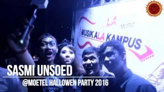 Rockturnal Disco Lazy Time Nidji Live Cover Moetel Hallowen Party 2016