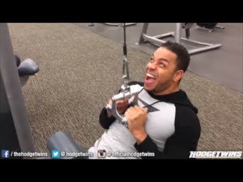 Hodgetwins - Angry Gym Moments
