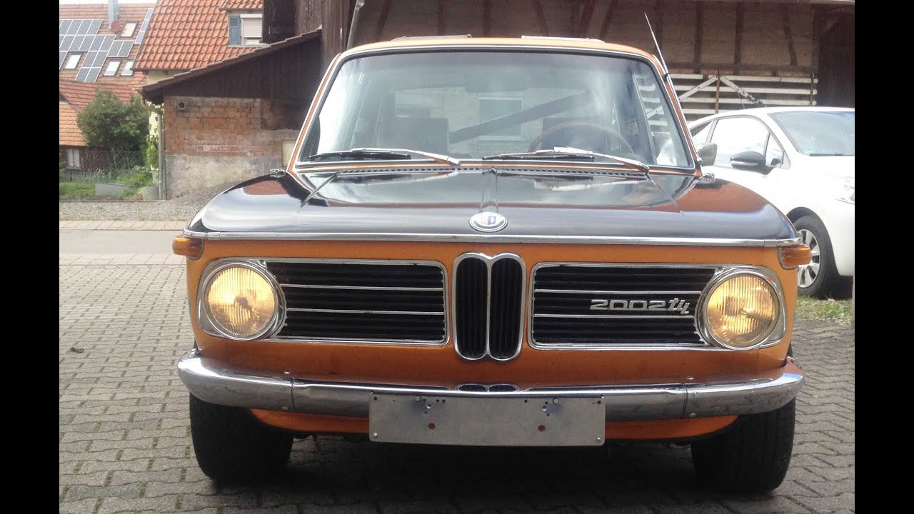 BMW 2002 Tii For Sale >> BMW 2002 tii Alpina style at solitude racetrack germany - YouTube
