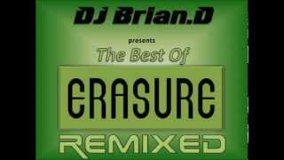 DJ Brian D   The Best Of Erasure Remixed