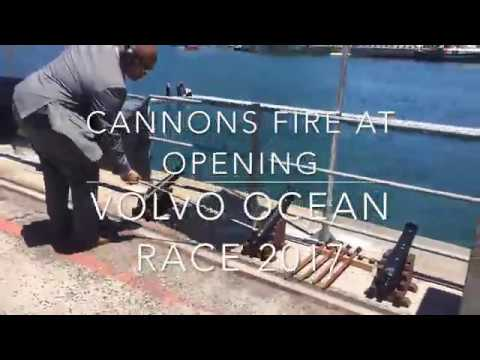 An African Blessing for the Volvo Ocean Race
