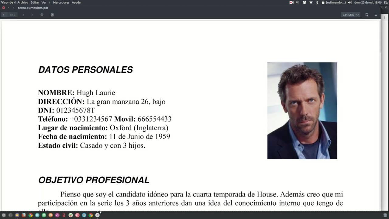 brackets practica html básico curriculum - YouTube