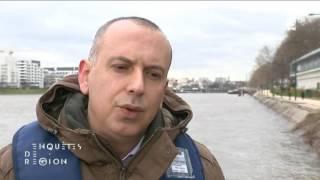 Navigation touristique, transport fluvial, la Seine, un axe majeur unique