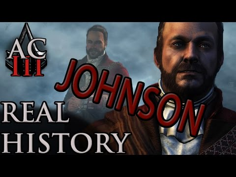 "Assassin's Creed: The Real History - ""William Johnson"""