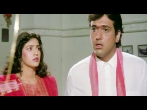 Govinda accused for robbing jewellery - Swarg, Emotional Scene 9/14