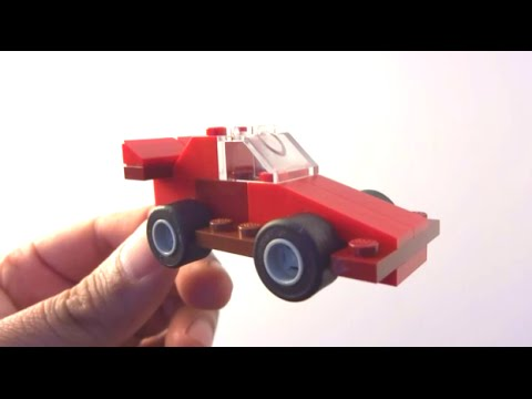 How To Build A Lego Racing Car Lego Classic 10692 2015 Youtube