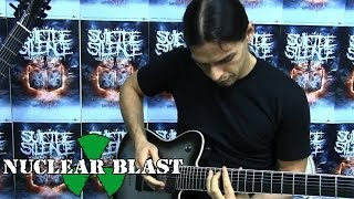 SUICIDE SILENCE - Cease To Exist: Guitar Lesson w/ Chris Garza + Mark Heylmun (PART 2)