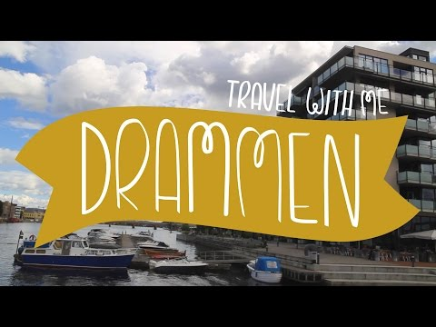 Travel With Me ~ Drammen